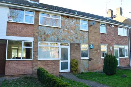 Shetland Close, Mount Nod, Coventry, CV5
