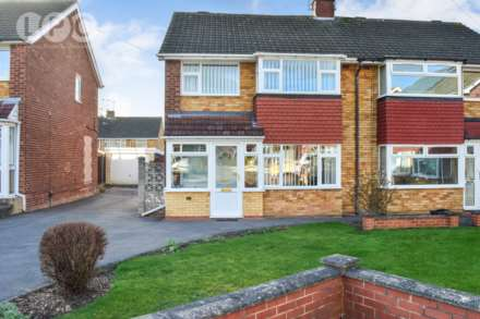4 Bedroom Semi-Detached, Marlston Walk, Allesley Park, Coventry, CV5