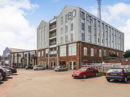 2 Bedroom Apartment, Boiler House, Electric Wharf, Coventry, CV1