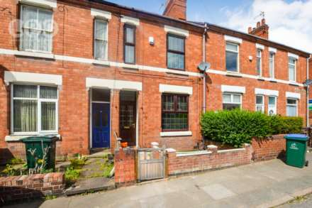 4 Bedroom Terrace, Northumberland Road, Lower Coundon, Coventry, CV1