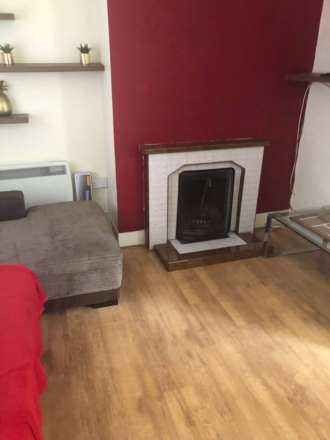 2 Bedroom Terrace, Sole Agents Belmont Place, St Helier 2 bed parking and garden functional fireplace