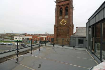 ROOF TERRACE St Cyprians Edge Lane, Edge Hill, Image 5