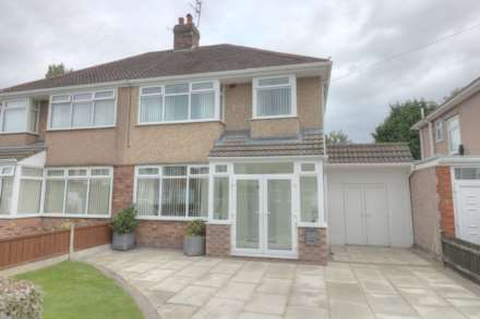 3 Bedroom Semi-Detached, Eastcote Road, Garston