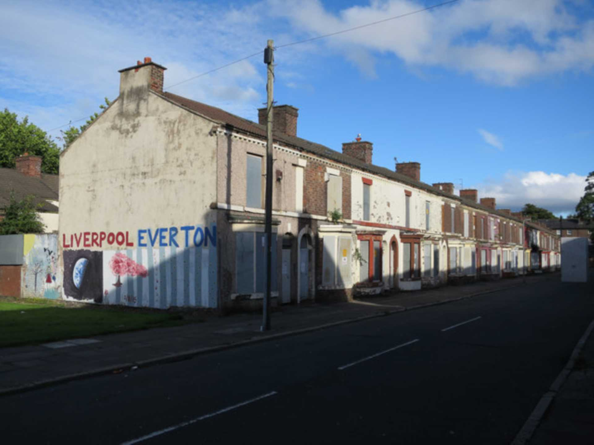 Council to tackle empty properties in Liverpool