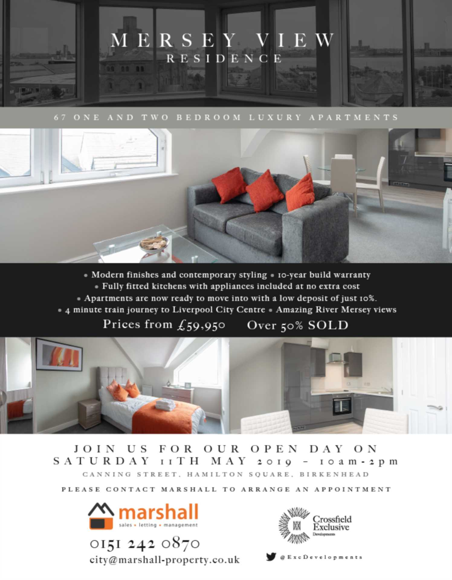 Mersey View Residence - Open Day