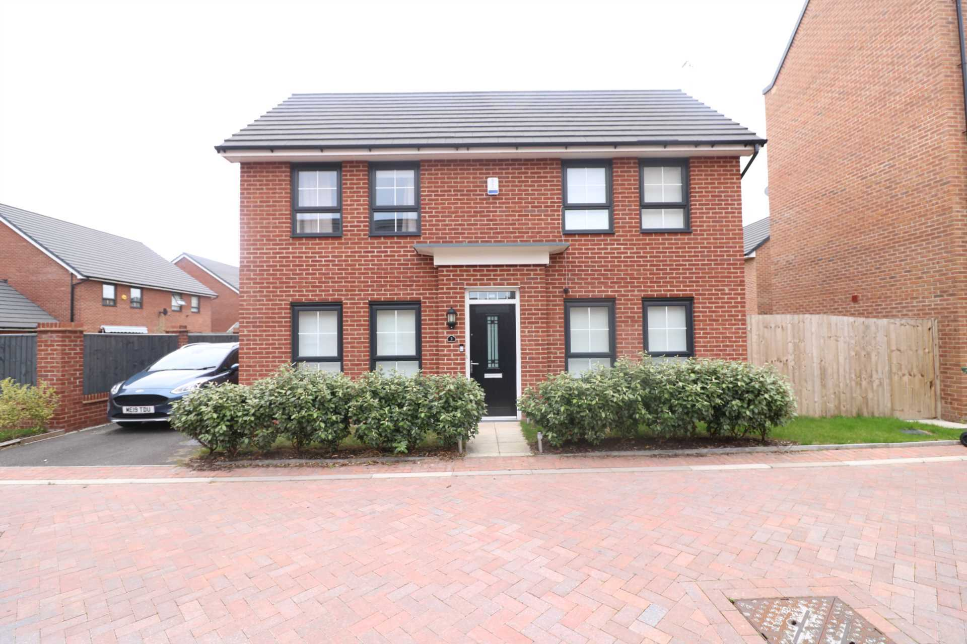 Property of the Month - Watchfield Close