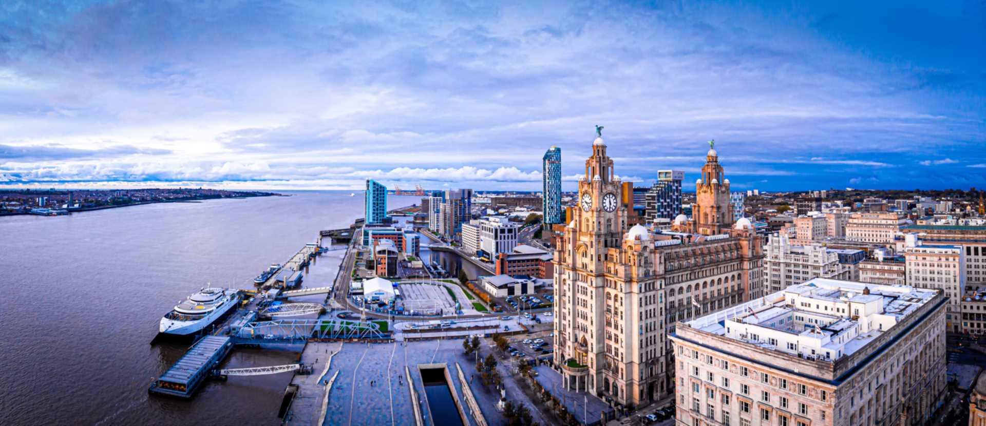 Liverpool named one of the best places to live in the North West