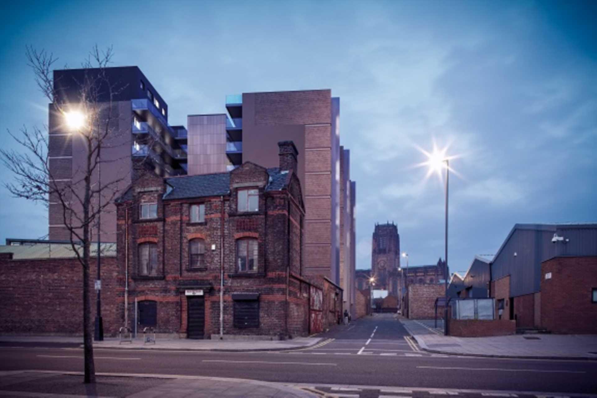 Baltic View, Norfolk Street, Liverpool., Image 6