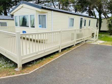 2 Bedroom Caravan, Landscove Holiday Park, Brixham