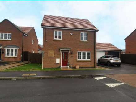Property For Sale Marston Drive, Markfield