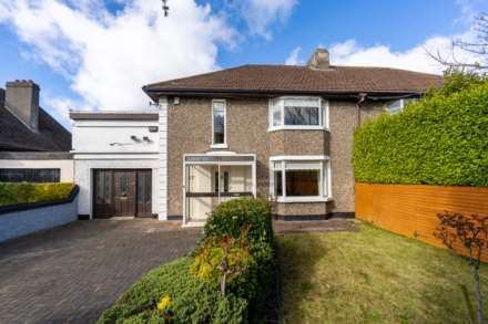 3 Bedroom Semi-Detached, 37 Whitehall Road, Terenure, Dublin 12