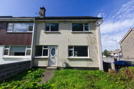 3 Bedroom End Terrace, 36 Forest Hills, Rathcoole, Co Dublin