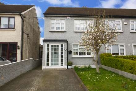 3 Bedroom End Terrace, 120 St. Peters Road, Walkinstown, Dublin 12