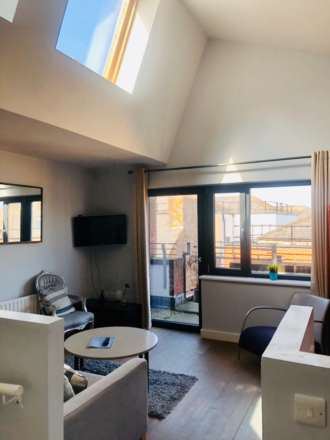 2 Bedroom Apartment, 23 Scarlet Row, Temple Bar, Dublin 2