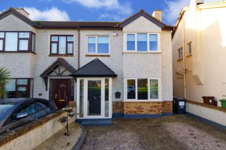 3 Bedroom Semi-Detached, 24 Temple Manor Grove, Walkinstown, Dublin 12