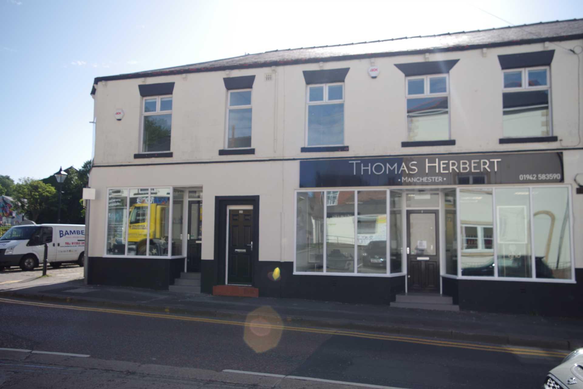 Wigan Road, Westhoughton