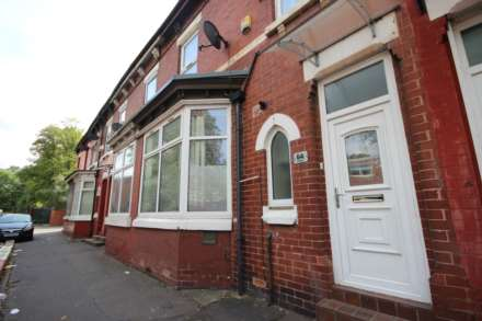 5 Bedroom Terrace, Oxney Road, Rusholme, Manchester M14 5SZ