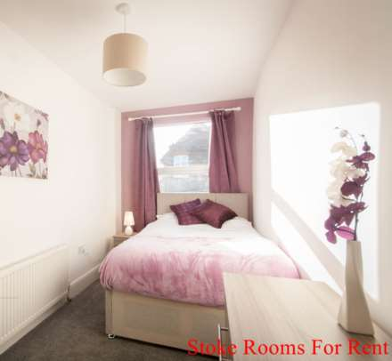 4 Bedroom House Share, Clare Street, Stoke-On-Trent, ST4 6EE