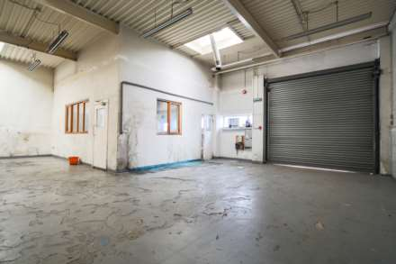 Commercial Property, Loverock Road, Reading