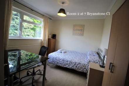 Room 2, 7 Bryanstone Close, Guildford, GU2 9UJ- NO ADMIN FEES!