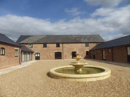 4 Bedroom Barn Conversion, 1 The Stables, The College, Church Road, Bedford