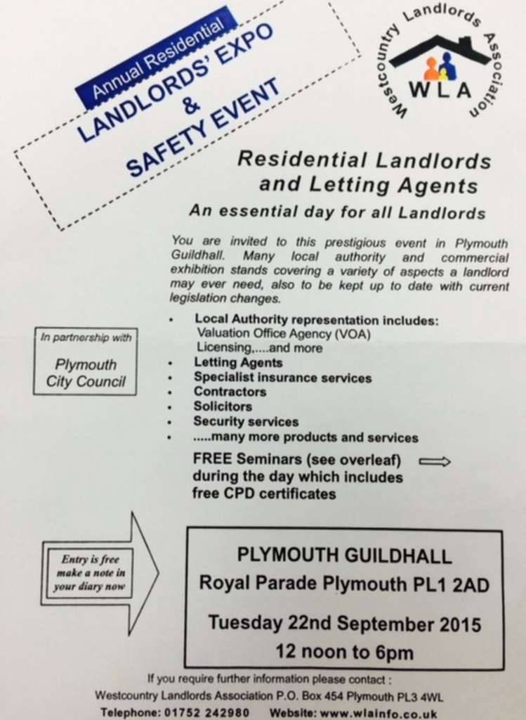Landlord Expo & Safety Event