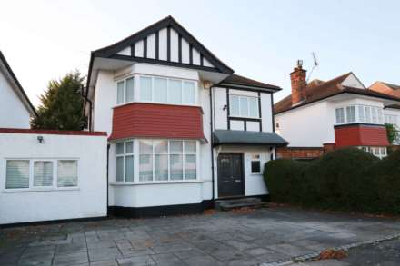 4 Bedroom Detached, Crespigny Road, Hendon