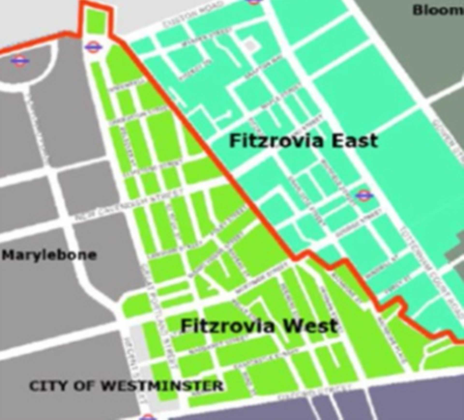 Marylebone or next-door Fitzrovia... where should you be investing your money, and how do these two neighbourhoods compare against one another in the property market?!