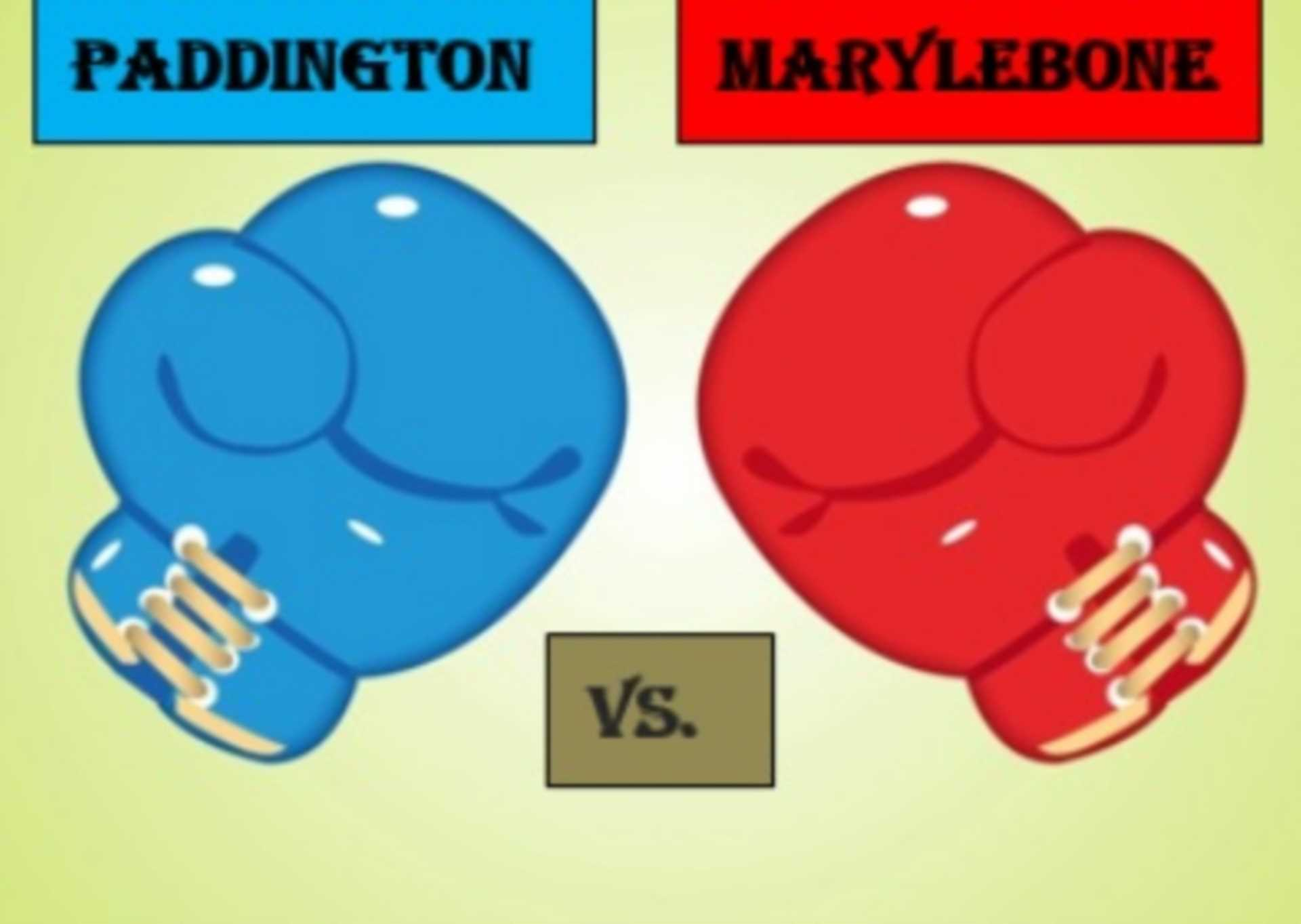 Marylebone the undisputed champion vs. the new challenger Paddington! How does the potential for buy-to-let property investment compare between these two neighbourhoods, which area should we be focussing our time and money on?
