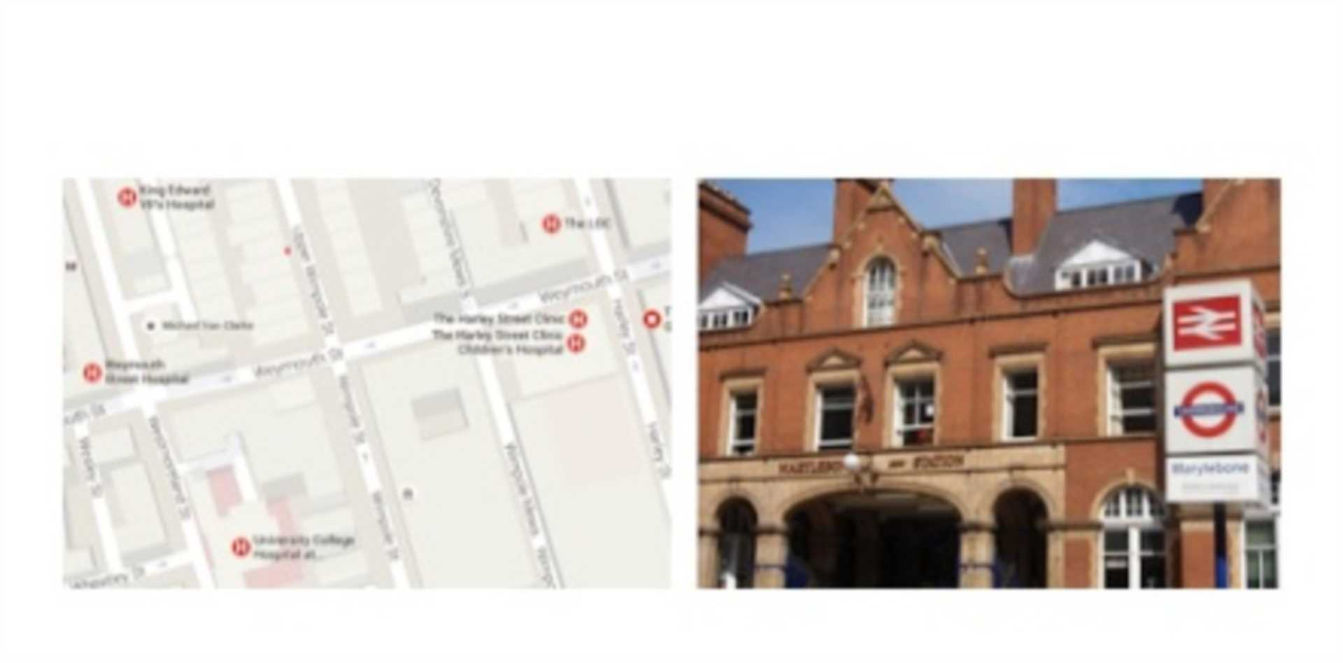 How do properties surrounding the Marylebone tube/rail station compare to properties located around the Marylebone hospital district? – Do these properties offer a good investment solution and how do they currently fare in the Marylebone property market?