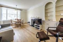 2 Bedroom Flat, Marloes Road, Kensington, W8