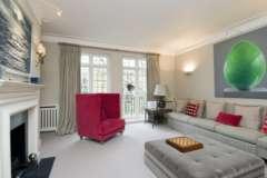 3 Bedroom Flat, Iverna Gardens, Kensington W8