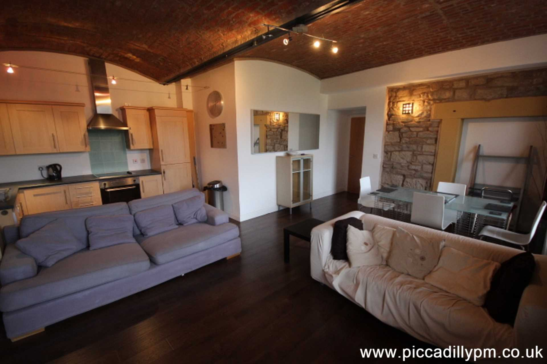 Piccadilly Property Management Ltd - 2 Bedroom Apartment, Albion Mill, Wedneshough Green, Hollingworth, Hyde, SK14 8LS