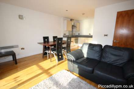 2 Bedroom Apartment, Albion Works, Pollard Street, Manchester, M4 7AQ