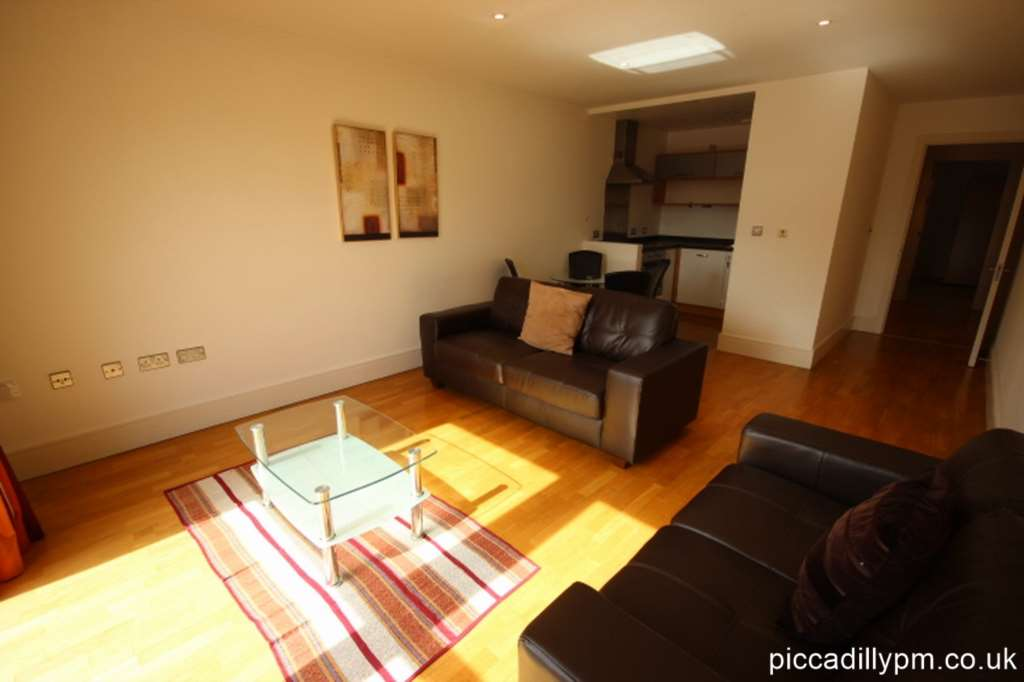 Piccadilly Property Management Ltd - 2 Bedroom Apartment, Lock Building, Whitworth Street West, Manchester M1 5BE