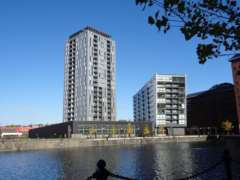 1 Bedroom Apartment, The Quays, Salford
