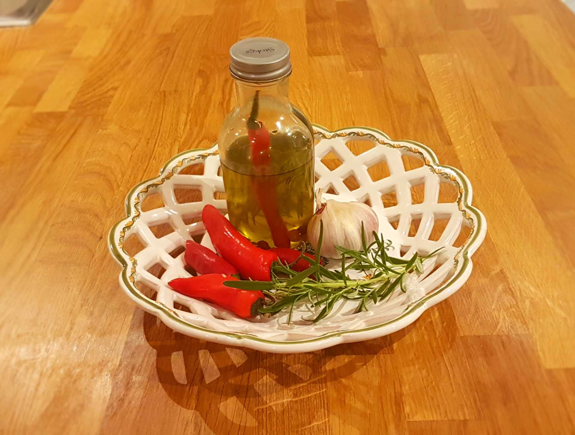My homemade Chilli Oil recipe