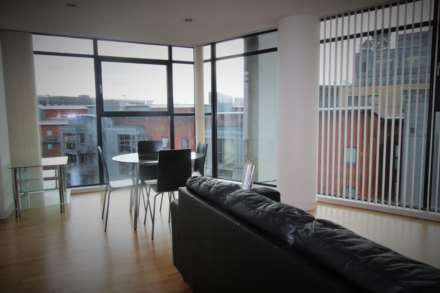 2 Bedroom Apartment, Hill Quays, Jordan Street, Manchester