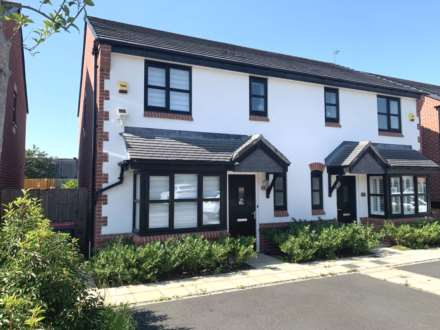 Property For Sale Cassidy Way, Eccles, Manchester