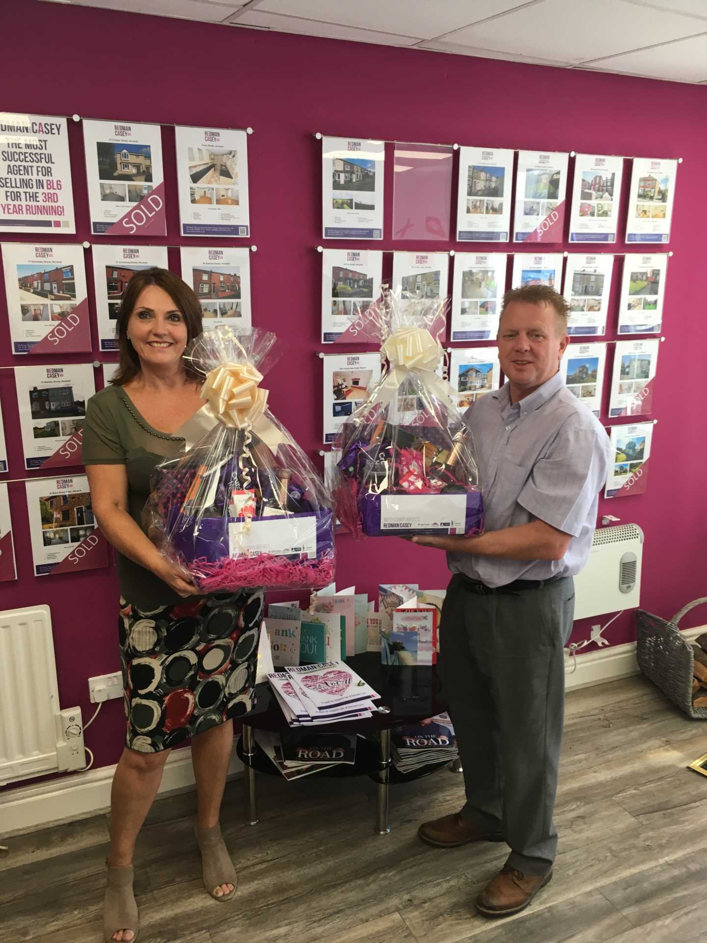 Hampers for Local Schools