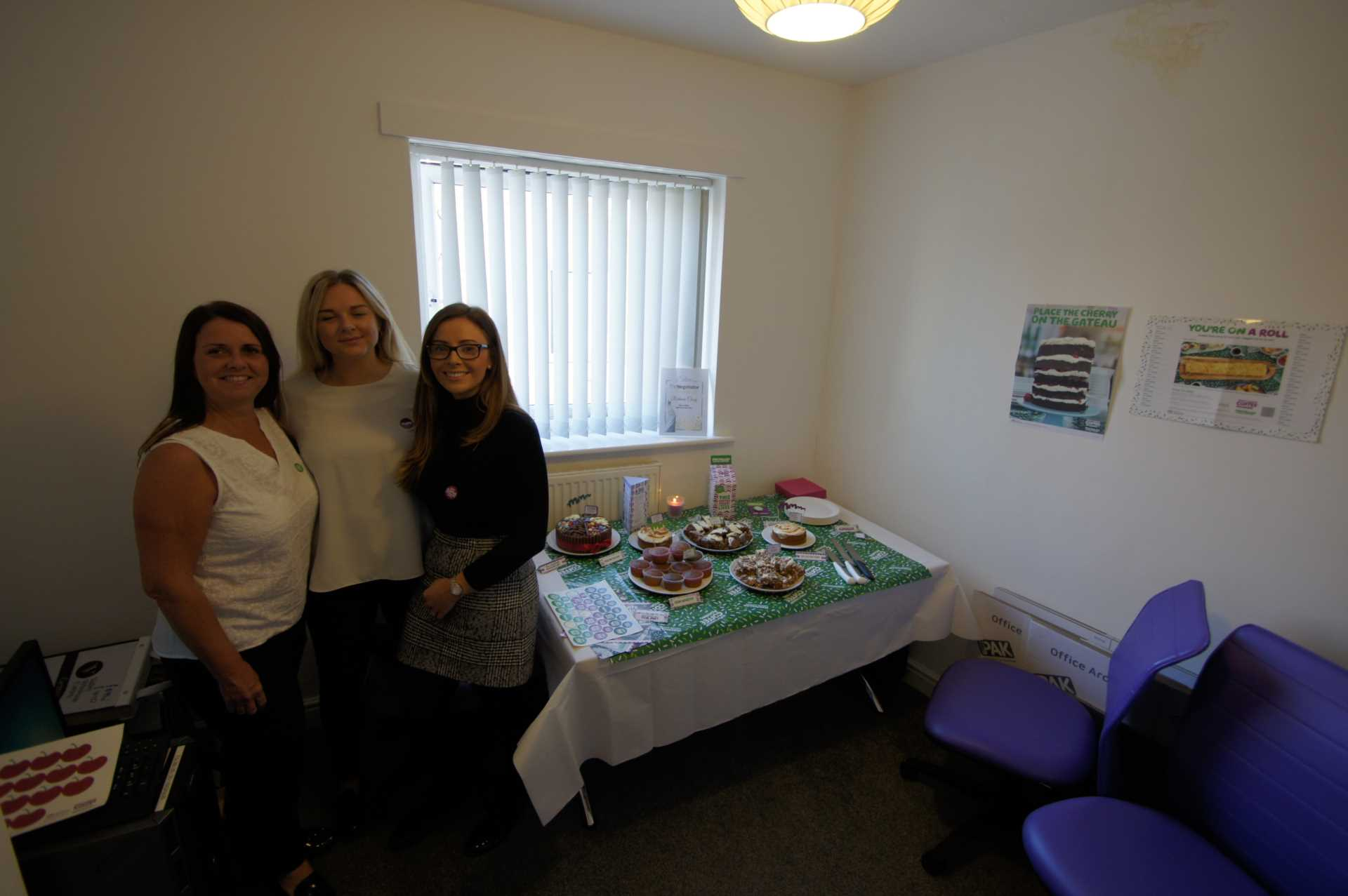 McMillan Coffee Morning