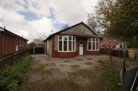 2 Bedroom Detached Bungalow, Manchester Road, Blackrod