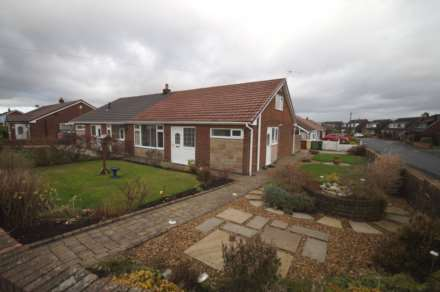 3 Bedroom Semi-Detached Bungalow, Ainse Road, Blackrod