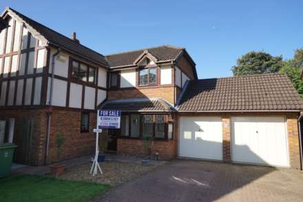 4 Bedroom Detached, Avonhead Close, Horwich