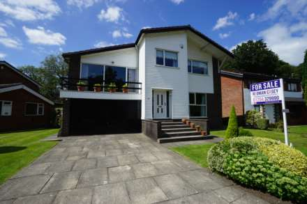 4 Bedroom Detached, Sudbury Drive, Lostock