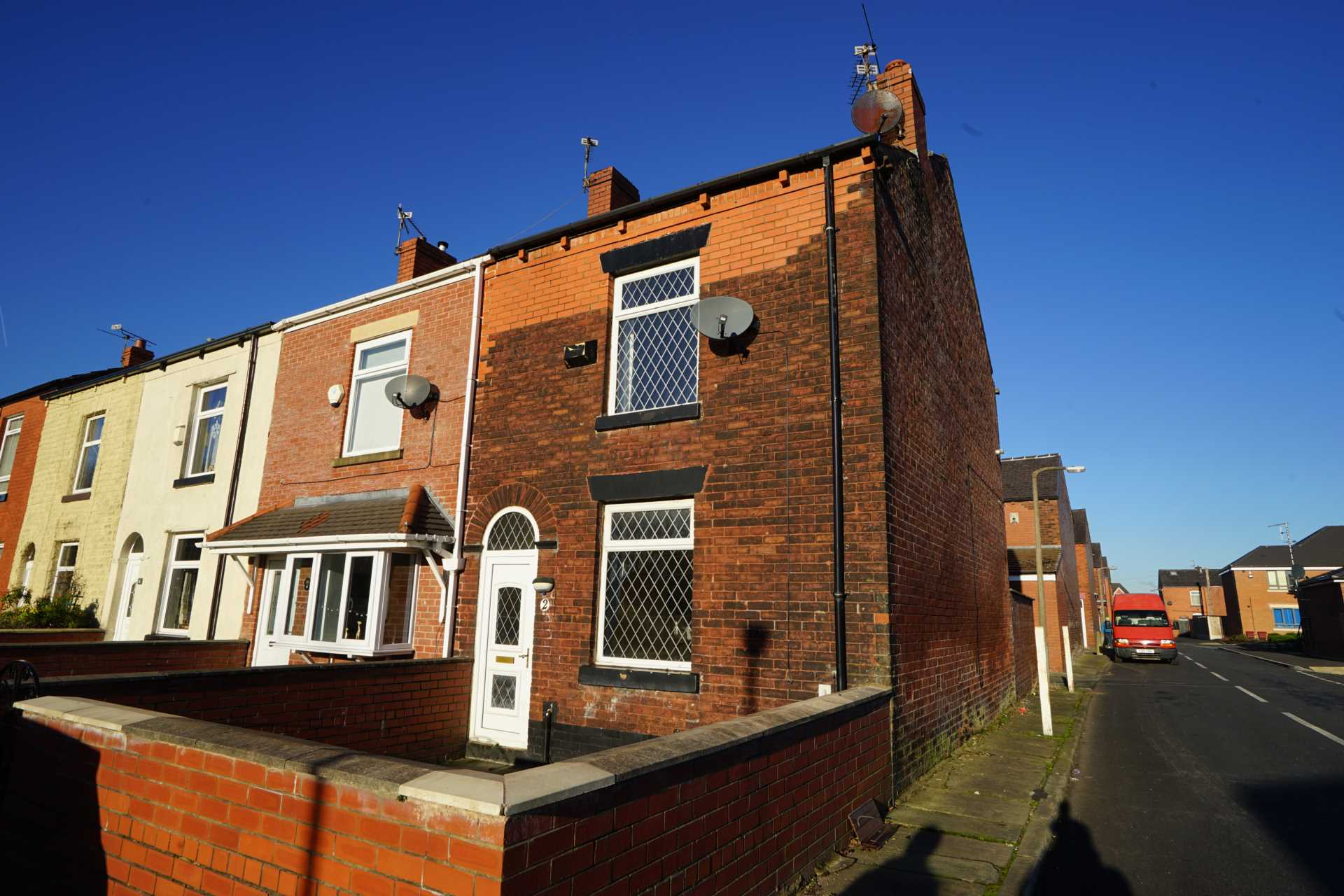 Redman Casey Estate Agency - 2 Bedroom Terrace, Lark Hill, Farnworth
