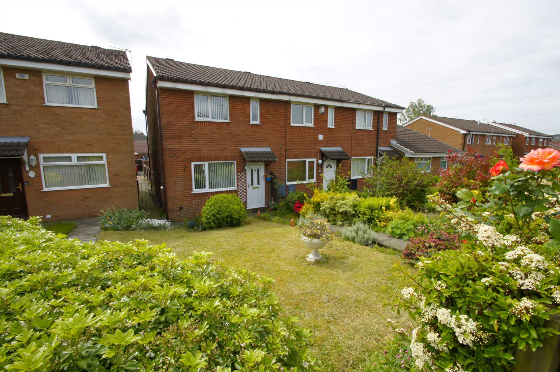 Redman Casey Estate Agency - 2 Bedroom Town House, Heather Close, Horwich
