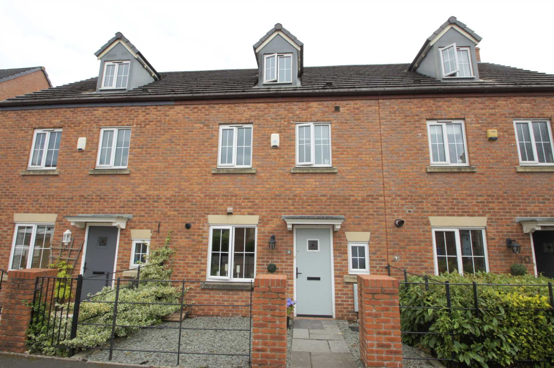 Redman Casey Estate Agency - 4 Bedroom Town House, Maytree Court, Adlington