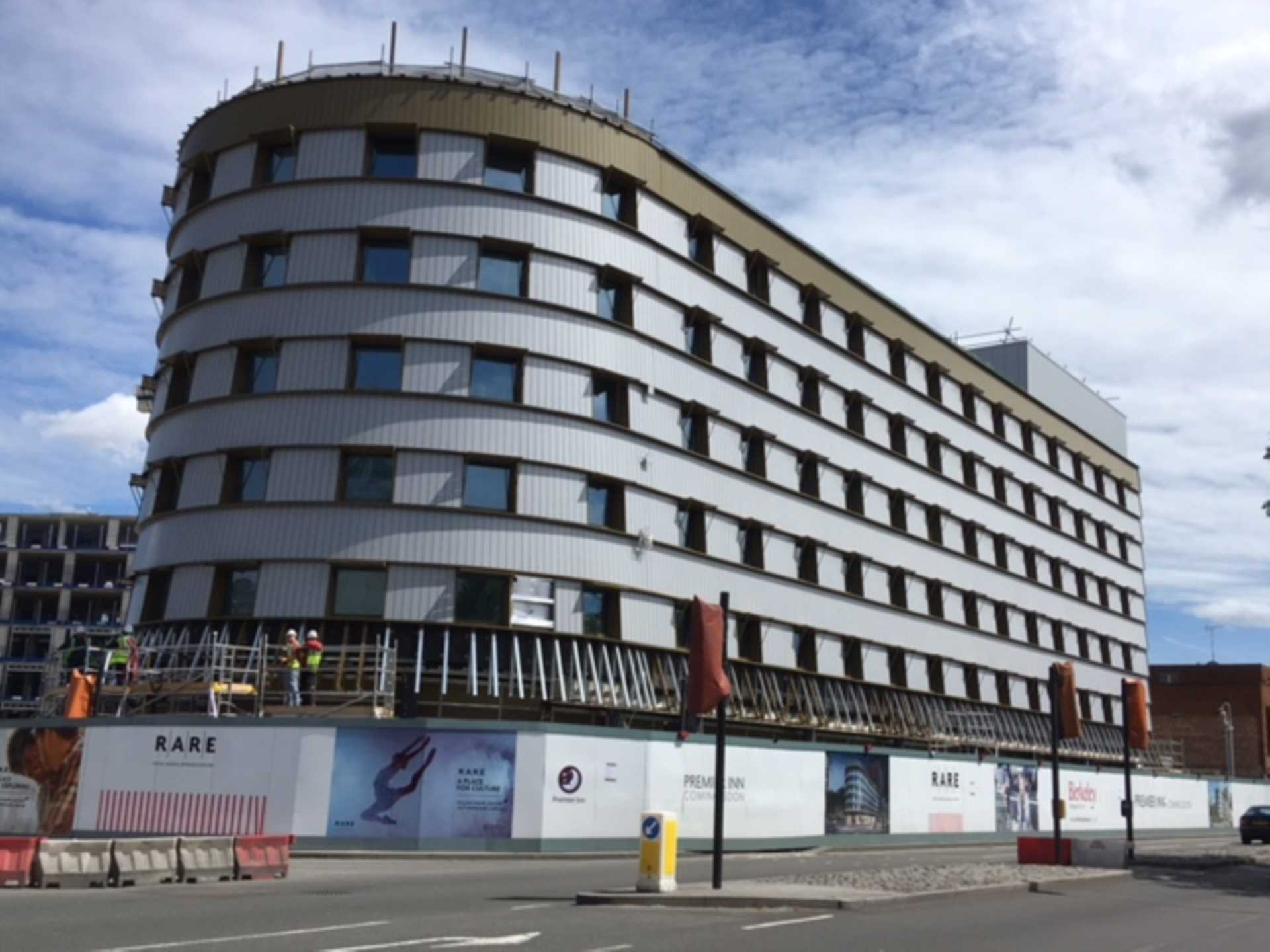 Premier Inn Coming to Royal Arsenal