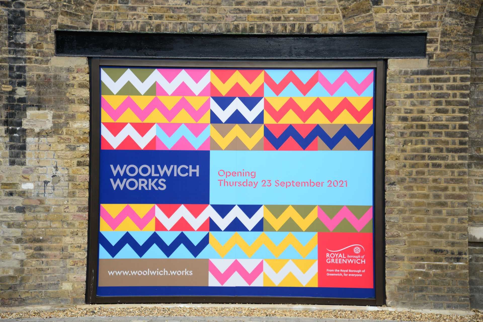 Woolwich Works Set to Open